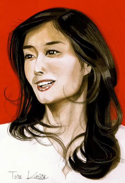 Tae Kimura by eiger3975